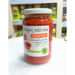 Pesto pomidorowe pikantne 360 gr