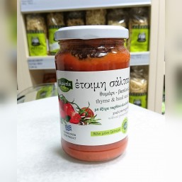 Pesto z pomidorowe tymianek-bazylia 5x 360g