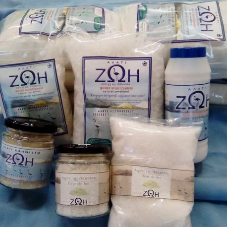 Sól morska naturalna bardzo gruba 5kg