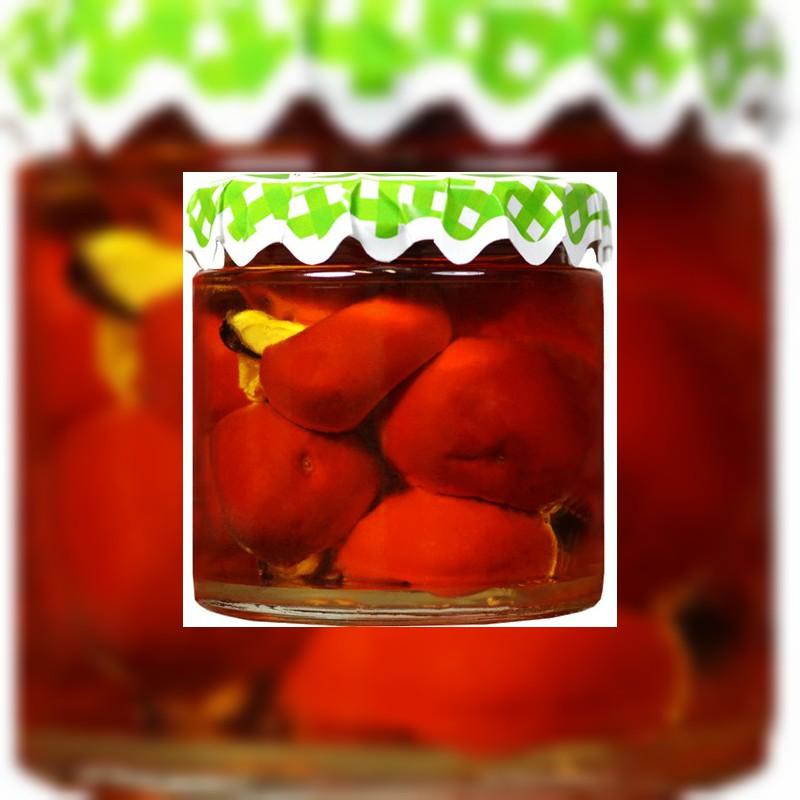 Papryczki nadziewane małżami 210 g