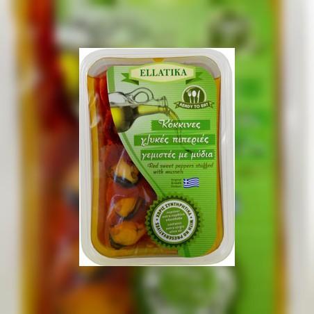 Papryczki nadziewane małżami 1,35kg netto