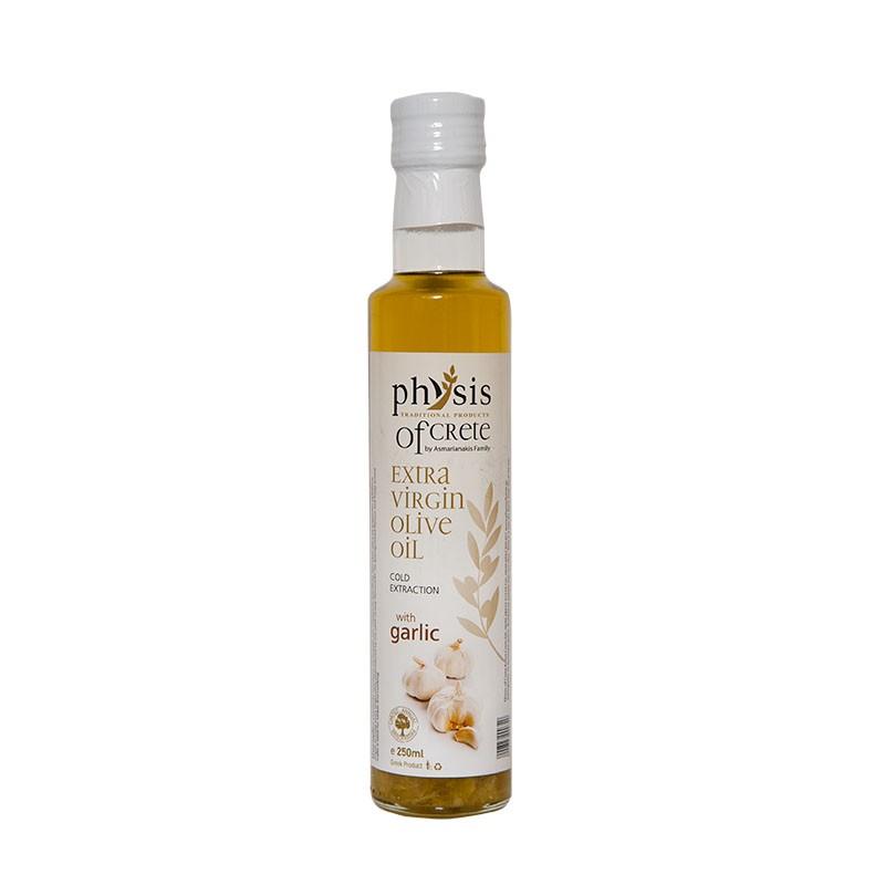Oliwa z oliwek Dorica z czosnkiem 0.3% 250 ml