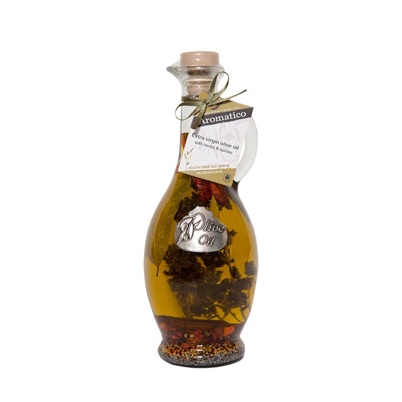 Oliwa z oliwek Extra virgin Egizia 0.3% 500 ml