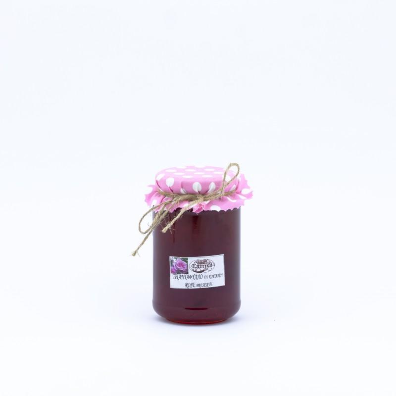 Grecka konfitura z róży