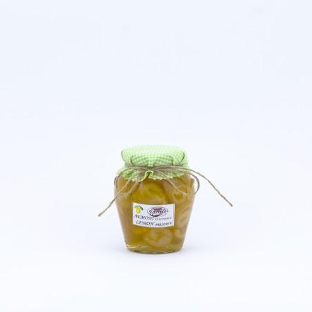 Konfitura z cytryną