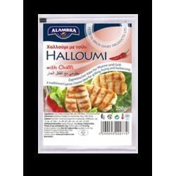 Ser Halloumi z chilli 225 g
