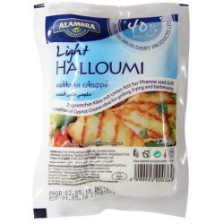 Ser Halloumi light (fit) 225 g