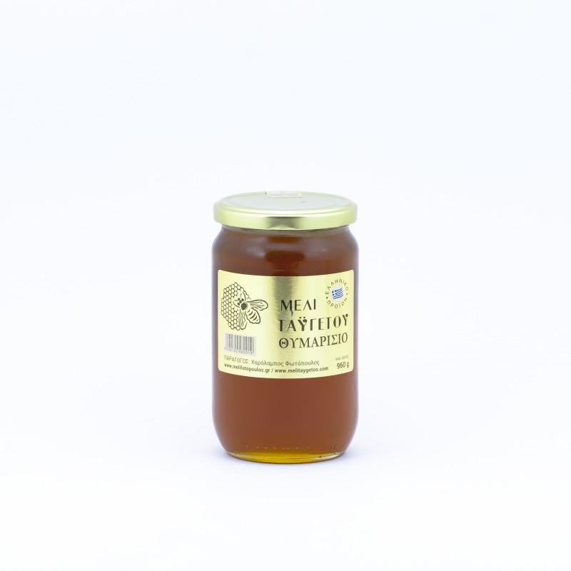 Grecki miód tymiankowy