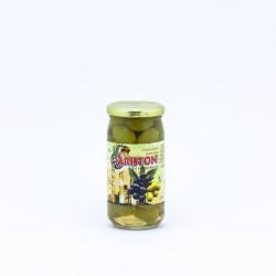 Oliwki z papryka ostre 360 g