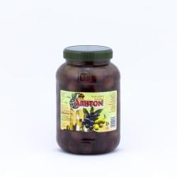 Oliwki czarne 1 kg waga netto