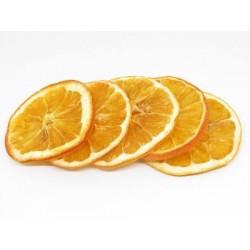 Pomarańcze suszone w plastrach