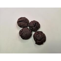 Ciasteczka zbożowe z czekoladą
