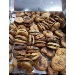 Figi nadziewane pistacjami...