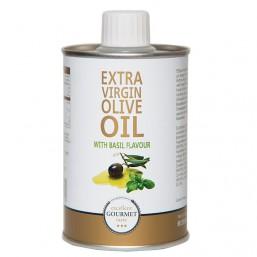 Oliwa z oliwek o smaku bazyli 250 ml