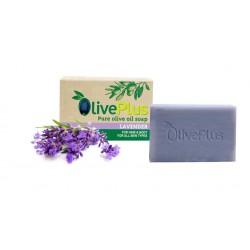 Naturalne mydło oliwkowe z lawendą 100g