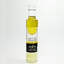 Oliwa z oliwek Dorica z sokiem z cytryny 250 ml
