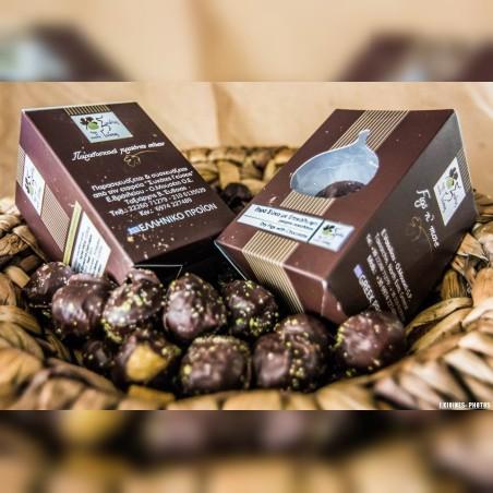 Figi w gorzkiej czekoladzie