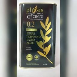 Oliwa z oliwek Physis of Crete 0,5 l.