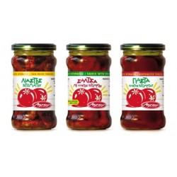 Pomidory suszone w oleju 680g