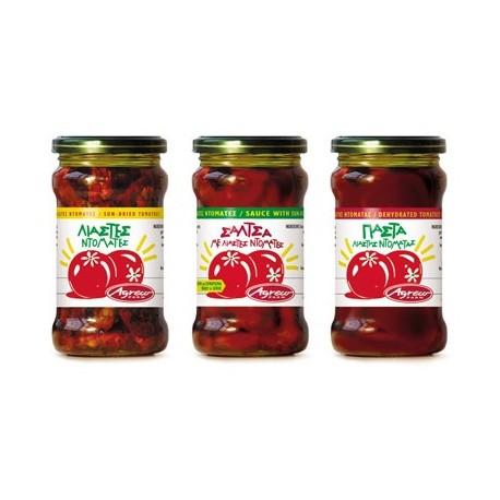 Pomidory suszone w oleju 330gr