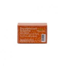 Naturalne mydło oliwkowe z cynamonem  100gr