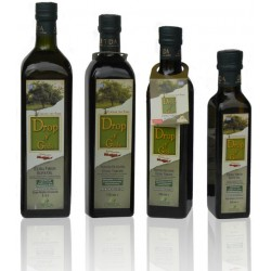 Oliwa z oliwek critida drop of nature 0,75l
