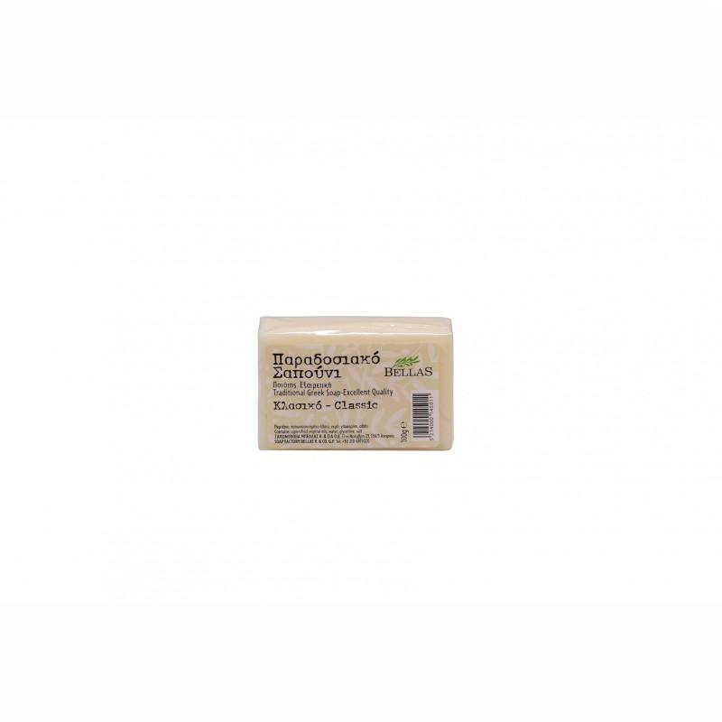 Naturalne mydło oliwkowe z morelą  100gr