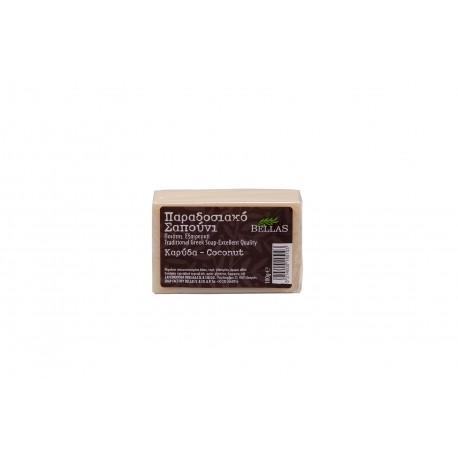 Naturalne mydło oliwkowe z kokosem 100gr