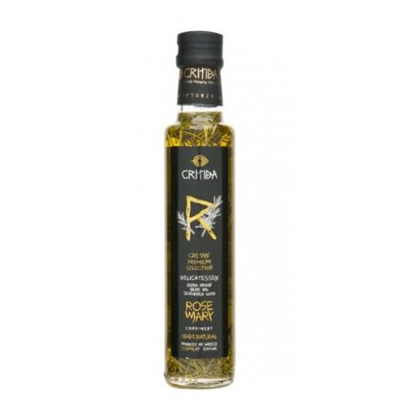 Oliwa z oliwek Dorica z rozmarynem 250 ml 0,3 %