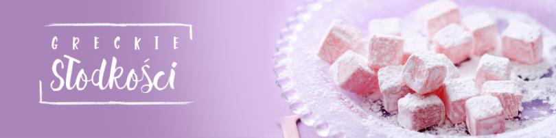 Greckie Słodkości - Poczuj słodki smak greckich słodyczy
