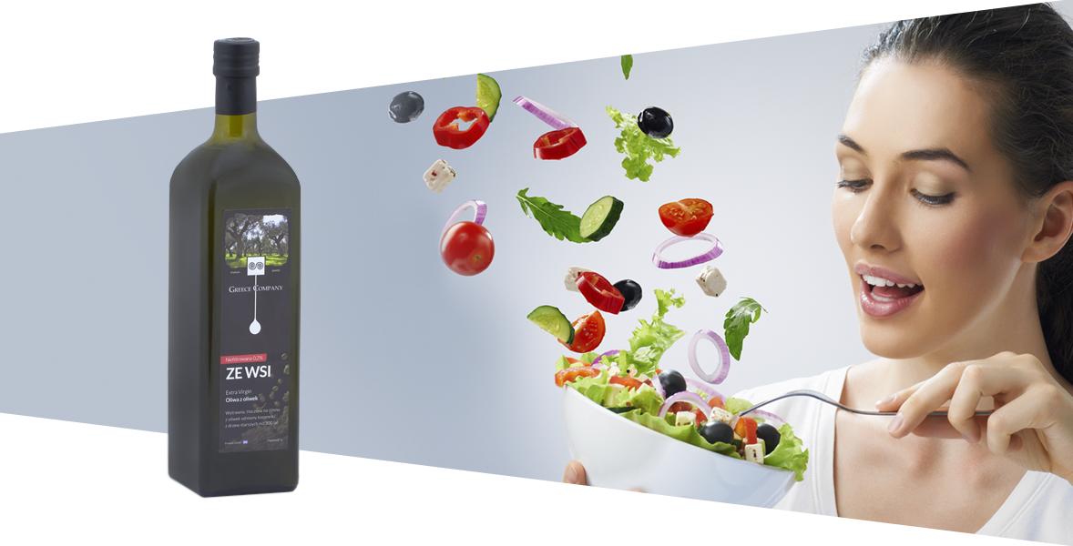 Oliwa z oliwek firmy Greece Company to produkt premium na który może pozwolić sobie każda osoba dbająca o swoje zdrowie. Wyjątkowy smak, niska cena i naprawdę wysoka jakość