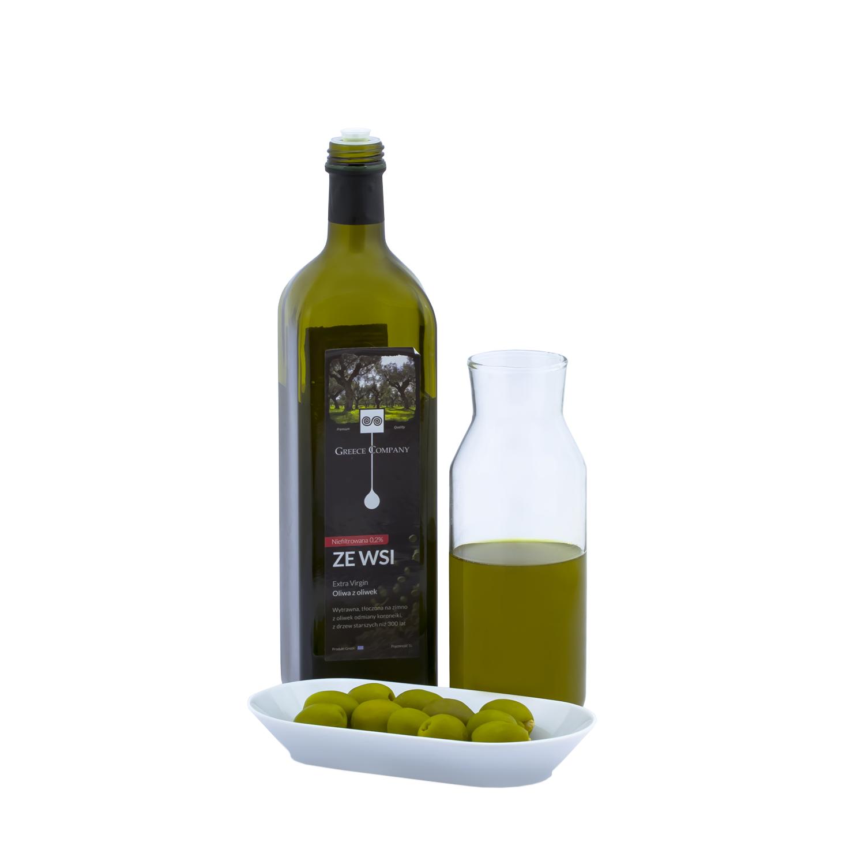 Czy wiesz że oliwa z oliwek korzystnie wpływa na twój układ odpornościowy?